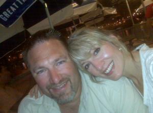 Selfie at Joe's Crab Shack